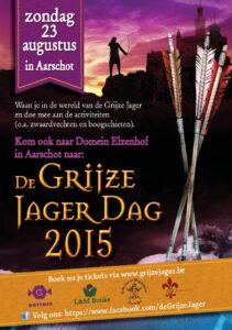 De Grijze Jager Dag Aarschot @ Domein Elzenhof | Aarschot | Vlaams Gewest | België