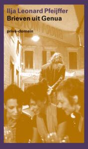Ilja Leonard Pfeijffer - Brieven uit Genua @ Auditorium Bib Permeke   Antwerpen   Vlaanderen   België
