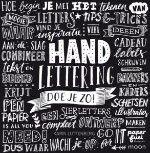 Karin Luttenburg geeft workshop over Handlettering op de boekenbeurs @ Boekenbeurs - Stand Overamstel 410 | Antwerpen | Vlaanderen | België
