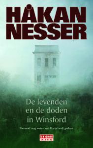 Håkan Nesser stelt zijn nieuwe thriller voor in Gent @ VOS | Gent | Vlaanderen | België